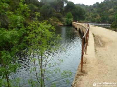 Ruta senderismo 40000 pasos; parque natural de guara rutas a caballo sierra de guadarrama las xanas